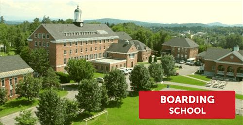 Boarding School no Canadá