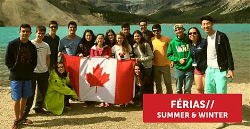 Intercambio para Young no Canada