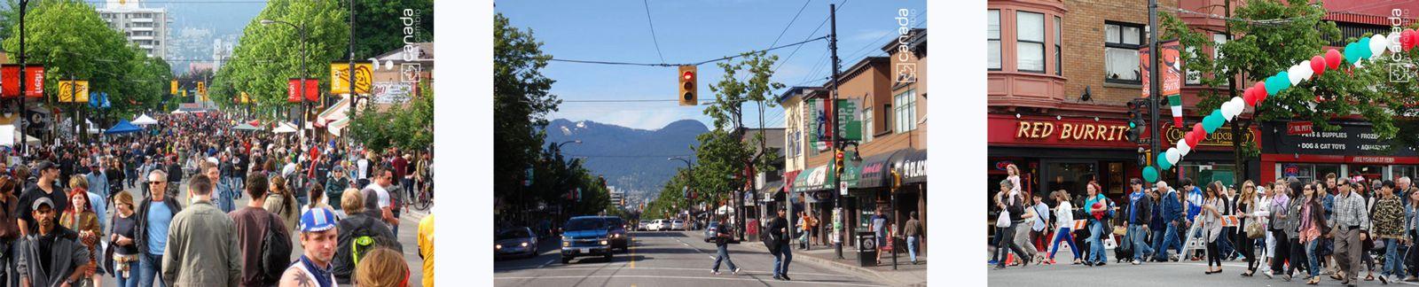 area turistica em vancouver-commercial drive