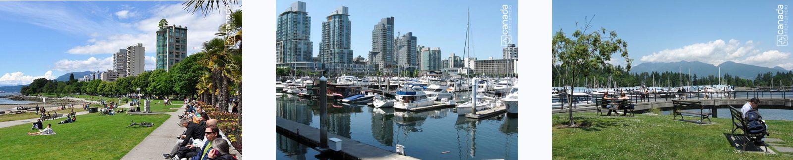 west End, regiao turistica de Vancouver