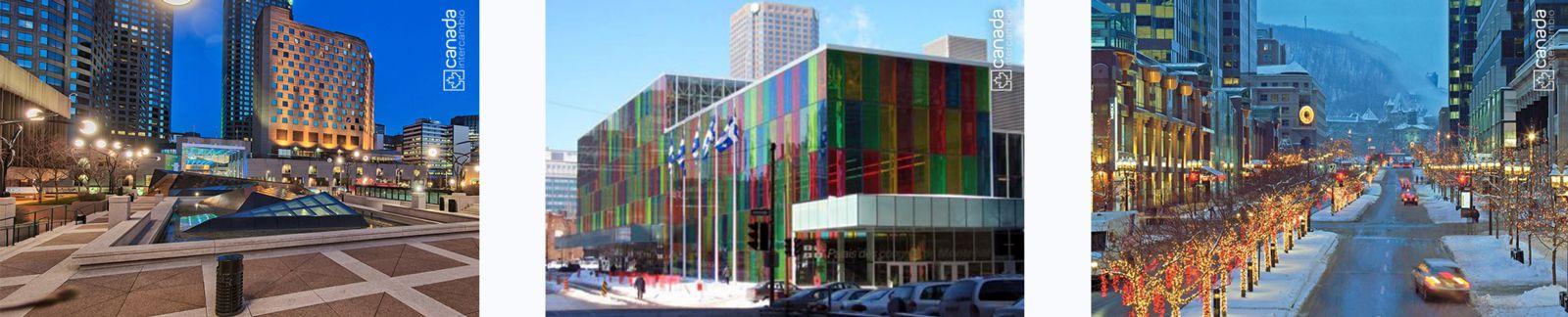 International Quartier, Montreal
