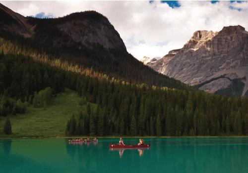 Rocky Mountain Experience; viagem no Canada