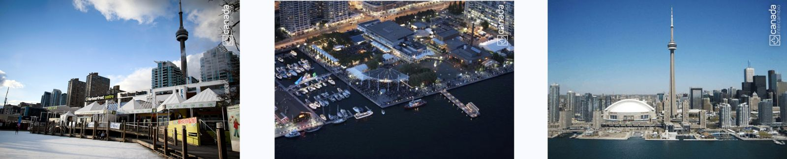 Harbourfront. Toronto