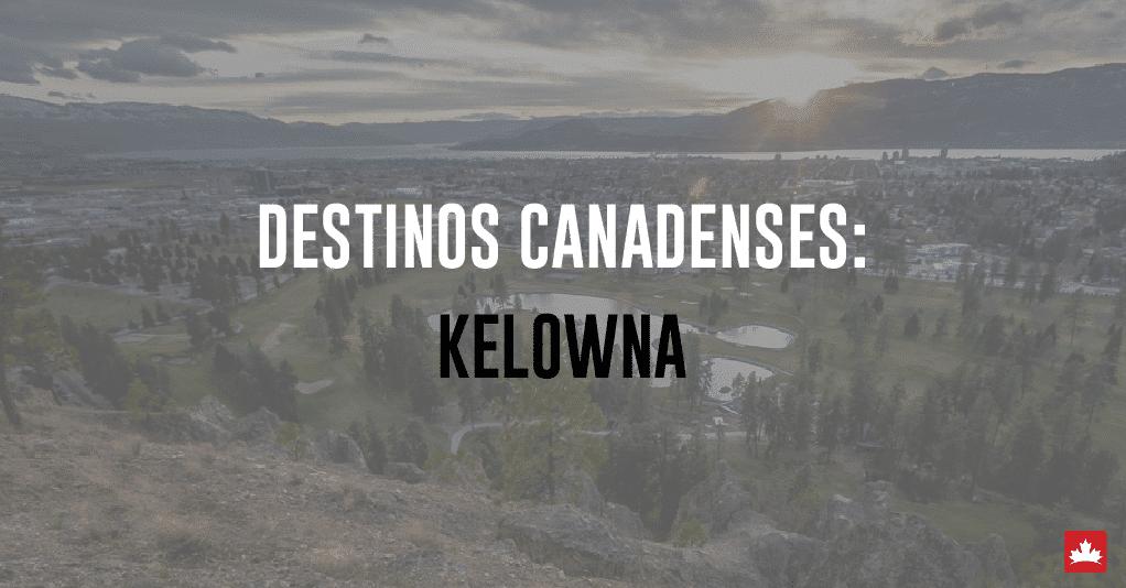 Kelowna no Canadá