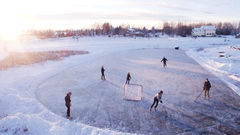 passeio hockey canada