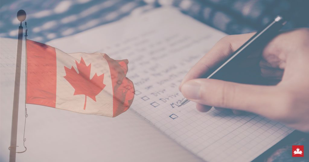 Mudar para o Canada