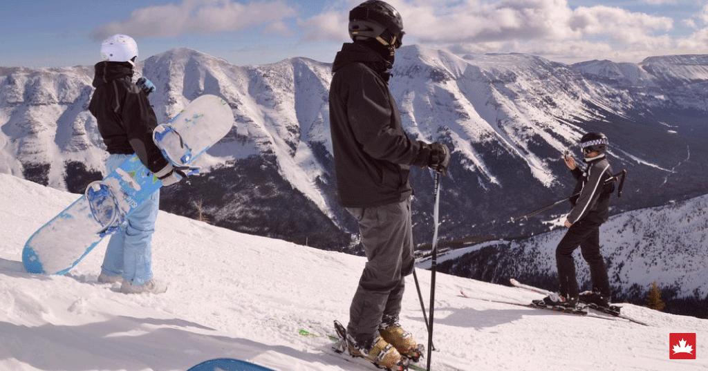Cinco Roteiros de Inverno No Canada - Canada Intercambio