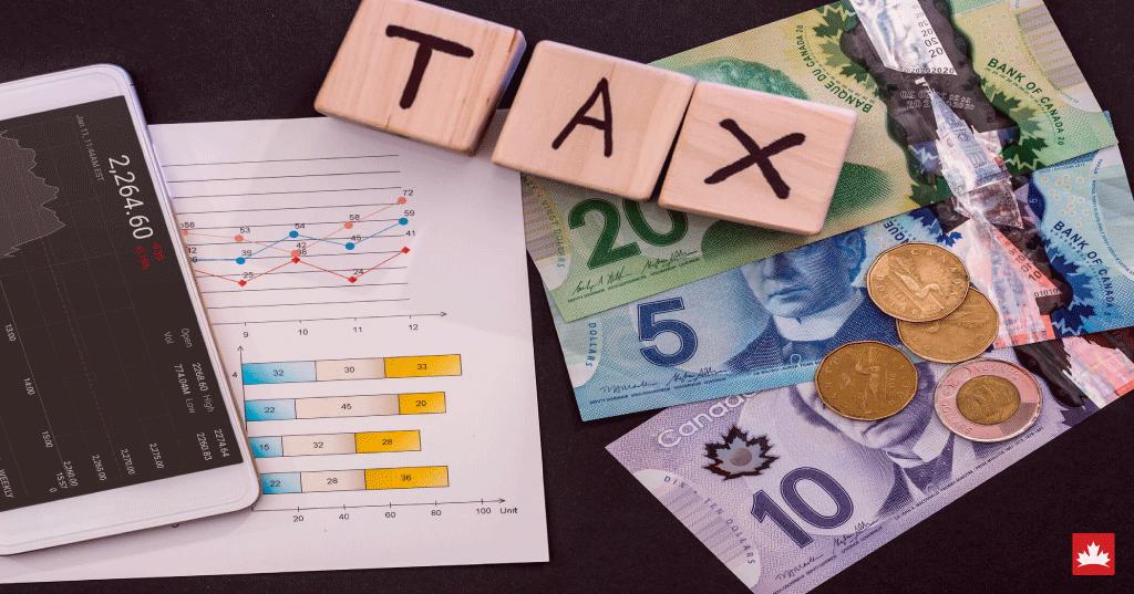 Canada Intercambio impostos do canada