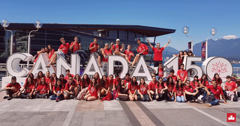Canada Intercambio Programa Summer de Ferias