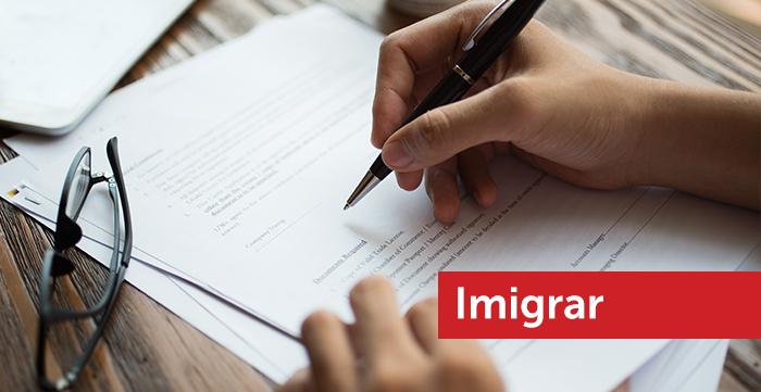 Imigrar para o canada